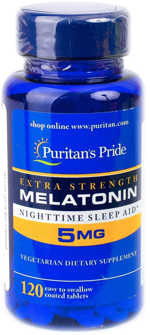 Мелатонин как принимать для сна