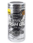 MuscleTech Platinum Fish Oil 100 caps.