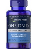 Puritan's Pride One Daily Men's Multivitamin (100 капс.) (100 капс)