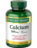 Calcium 500mg with Vitamin D3 (60 таб.)