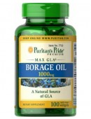 Borage Oil 1000mg (100 капс.)