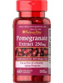 Puritan's Pride Pomegranate Extract 250 mg (60 капс)