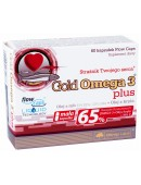 Gold Omega 3 65% plus vit. E (60 капс) (60 капс)