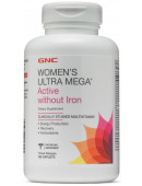 Womens Ultra Mega Active without Iron (180 таб.)