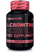 L-Carnitine + Chrome (60 капс)