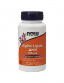 NOW Alpha Lipoic Acid 100 mg (60 капс) (0 шт)