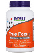 NOW True Focus (90 вег. капс )