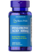 Hyaluronic Acid 100 mg (120 капс)