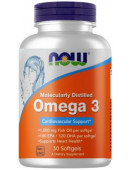NOW Omega 3 (30 капс)